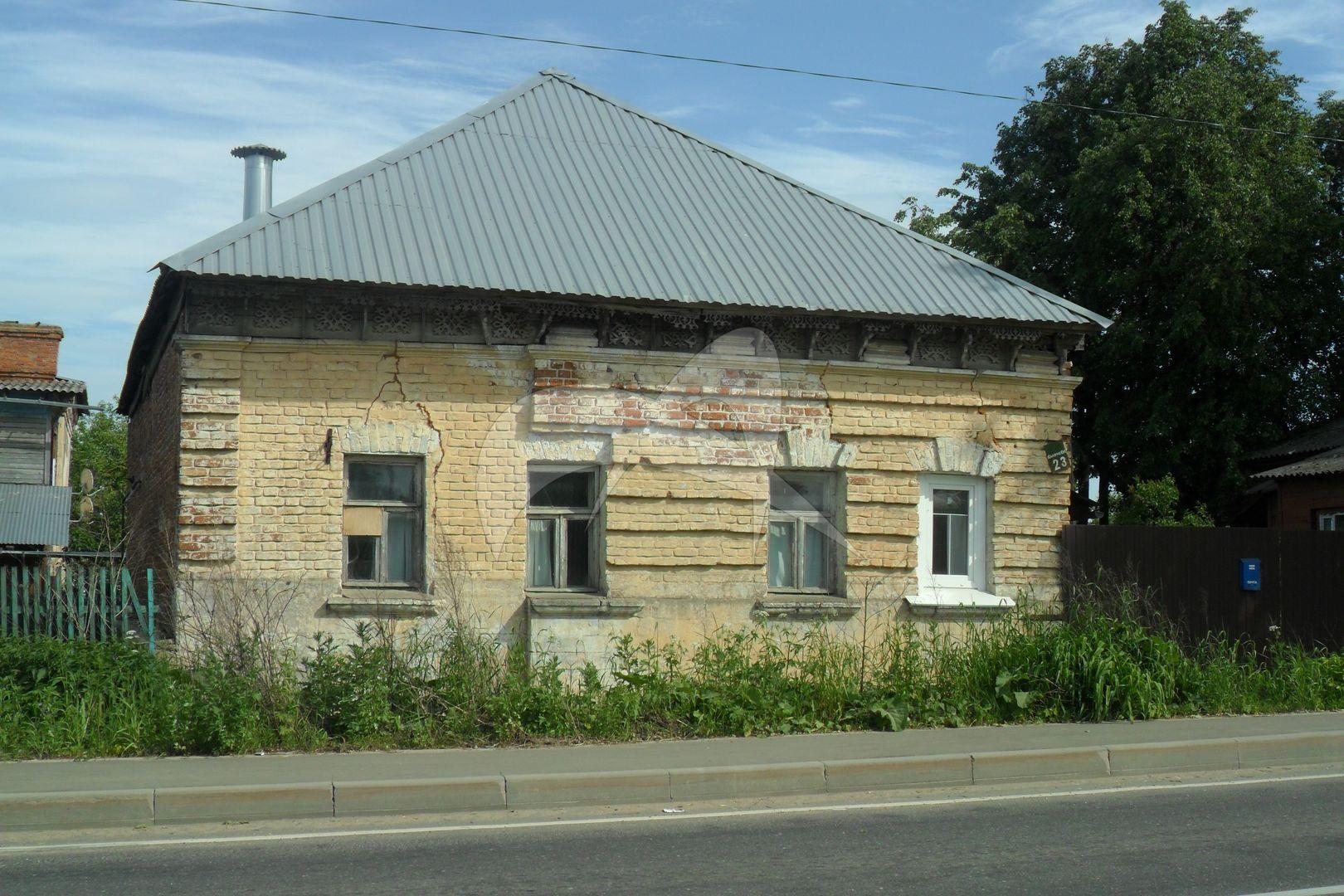 Дом Бутуровых, XIX в.