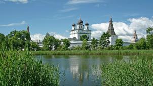 Ансамбль Иосифо-Волоцкого монастыря, ХVI-ХVII вв.