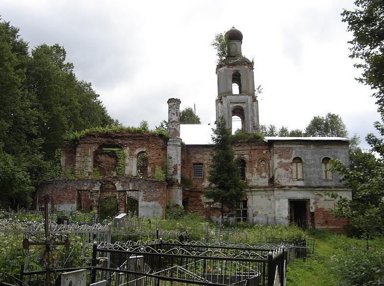 Церковь Спаса Нерукотворного Образа, 1777 г.
