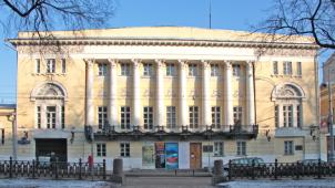 Усадьба Луниных, 1818-1823 гг.
