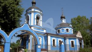 Казанская церковь, 1758-1767 гг.