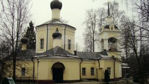 Преображенская церковь, 1720 г., 1862 г.