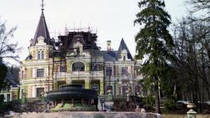Усадьба «Одинцово», XVIII-XX вв., 1890-1892 гг., арх.ШехтельФ.О.