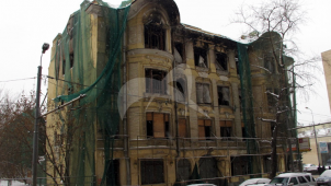 Доходный дом купца В.Е. Быкова, 1909 г., арх. Л.Н. Кекушев