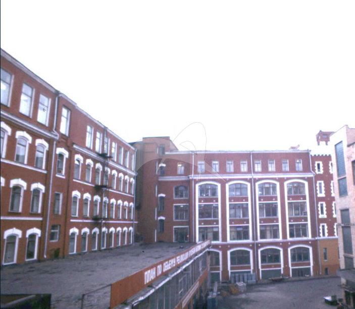 Здание мебельной фабрики «Мюр и Мерилиз», 1902 г., арх. Р.И. Клейн