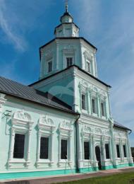 Церковь Сергия Радонежского, 1693 г.