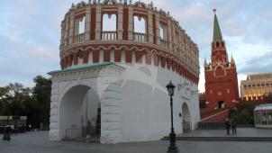 Кутафья башня, ансамбль Московского Кремля