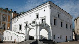 Грановитая палата, 1487-1491 гг., арх. М. Руффо, П. Соляри, ансамбль Московского Кремля