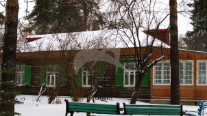 Дача, где в 1939 году жила поэтесса Цветаева М.И.