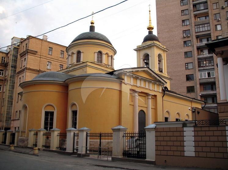 Церковь Афанасия и Кирилла, 1836-1856 гг.