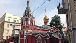 Церковь Апостола Филиппа, 1683 г., перестроена в 1818 и 1851 гг.