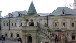Правильная палата, 1559 г. Крыльцо, 1875 г., ансамбль Печатного двора