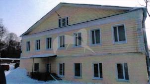 Братский корпус, 1870 г., ансамбль Никольского Единоверческого монастыря, XVIII-XIX вв.
