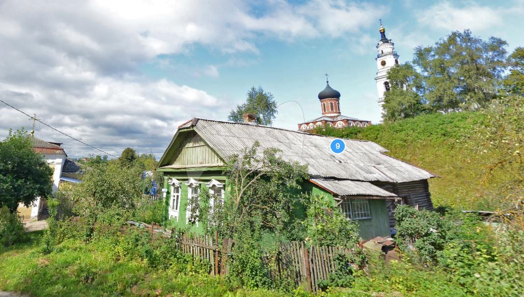 Дом жилой, конец XIX — начало ХХ вв.