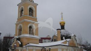 Церковь Гребневской Иконы Божией Матери, 1805 г.,1896 гг.