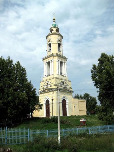 Колокольня собора Дмитрия Салунского, 1-я половина XIX в.