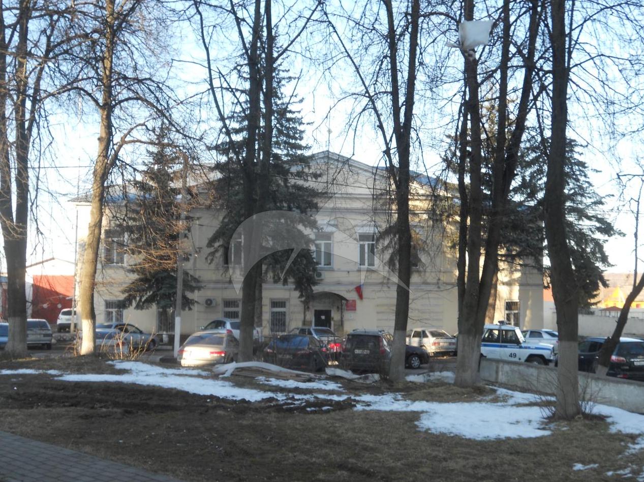 Здание Присутственных мест, 1-я половина ХIХ в.