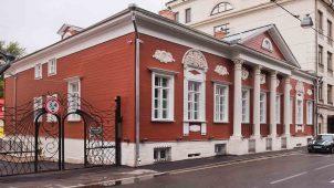 Главный дом, усадьба Сытина А.П., конец XVIII — 1-я половина XIX вв.