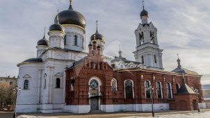Церковь Тихвинской иконы Божией Матери, 1846, 1876, 1888 гг.