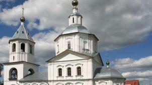 Церковь Косьмы и Дамиана, XIX в.