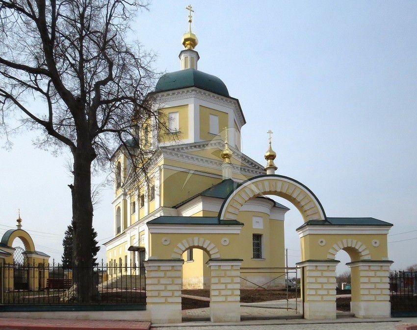 Церковь равноапостольных Константина и Елены, 1798 г.