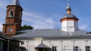 Церковь Покрова Пресвятой Богородицы, 1816 г., 1908 г., арх. Н.Г. Мартьянов