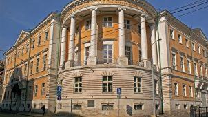 Дом Юшкова, 1793 г., арх. В.И.Баженов