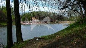 Парк с прудами, усадьба Троицкое-Кайнарджи, XVIII-XIX вв. (северная часть)