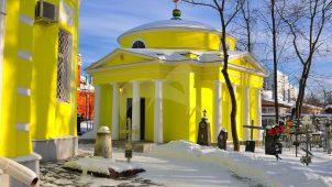 Мавзолей Румянцева, 1830 г., усадьба Троицкое-Кайнарджи, ХVIII-ХIХ вв.