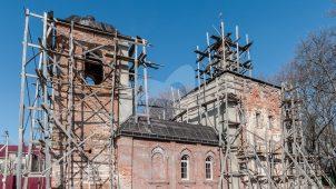 Церковь Преображения Господня, 1758 г.