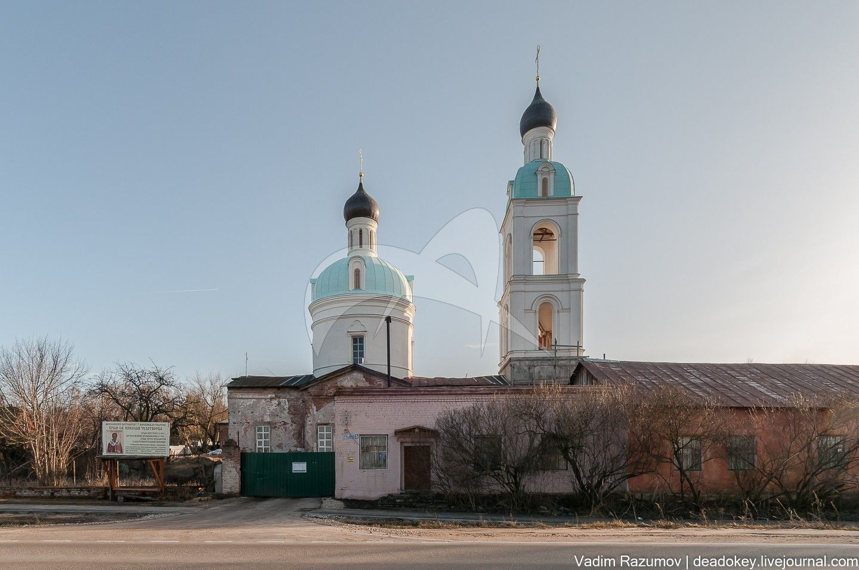 Церковь Николая Чудотворца, 1835 г., 1854 гг.