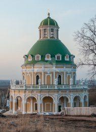 Церковь Рождества Богородицы, 1754 г., усадьба «Подмоклово»