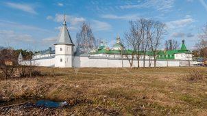 Ансамбль Монастыря «Екатерининская пустынь», XVIII-XIX вв.