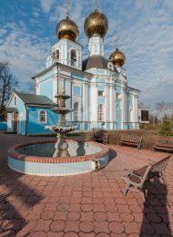 Церковь Рождества  Богородицы, 1764-1765 гг.