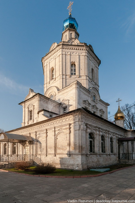 Церковь Успения, 1705 г.