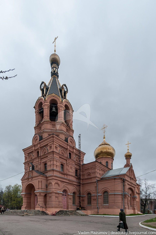 Церковь Святой Троицы, 1847-1852 гг., 1885-1888 гг.