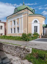 Церковь Иоанна Предтечи, 1850 г., ансамбль Белопесоцкого монастыря
