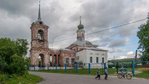 Церковь Рождества Богородицы, 1767 г., XIX в.