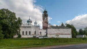 Церковь Покрова Пресвятой Богородицы, 1879-1895 гг., арх.В.О.Грудзин