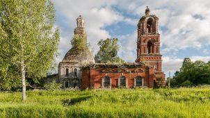 Покровская церковь, 1762 г., XIX в.