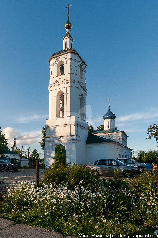 Церковь Успения Пресвятой Богородицы, 1691 г., 1871 г.