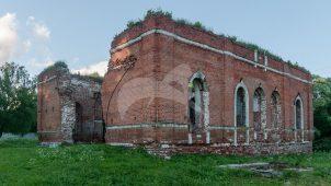 Церковь Рождества Христова, 1887 г.