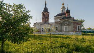 Покровская церковь, конец XVIв., XVIII-XIX вв.