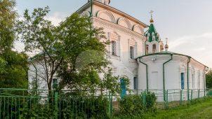 Троицкая церковь, 1699 г.