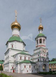 Никольский собор, комплекс зданий Николо-Перервинского монастыря