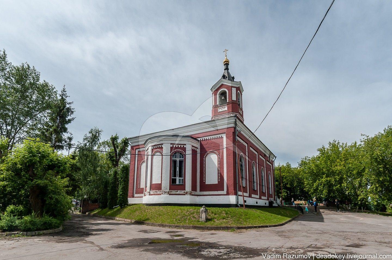 Церковь Троицы, 1868-1873 гг., 1891 г., 1901 г.