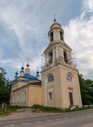 Церковь Казанской иконы Божией Матери, 1852 г.