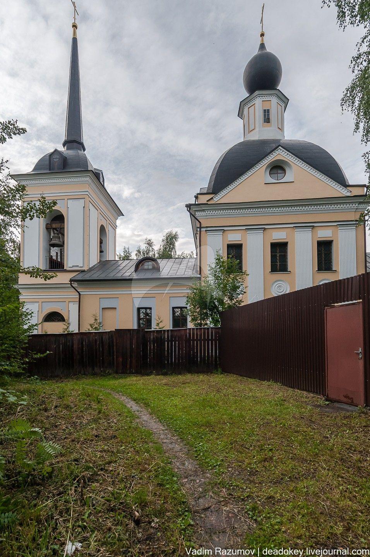 Церковь Святой Троицы, 1782г.