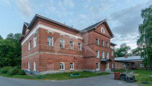 Дом главного врача, ансамбль усадьбы Отрада, XVIII в.