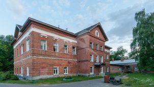 Отрадинская больница, ансамбль усадьбы Отрада, XVIII в.